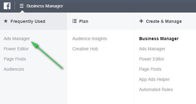 ads-manager-la-gi 6 kiến thức cần nắm vững trước khi tạo chiến dịch Facebook Ads đầu tiên Bài Viết về Marketing