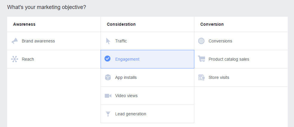 marketing-object 6 kiến thức cần nắm vững trước khi tạo chiến dịch Facebook Ads đầu tiên Bài Viết về Marketing    Manage.vn