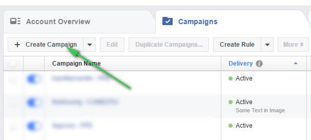 tao-chien-dich-ads 6 kiến thức cần nắm vững trước khi tạo chiến dịch Facebook Ads đầu tiên Bài Viết về Marketing    Manage.vn