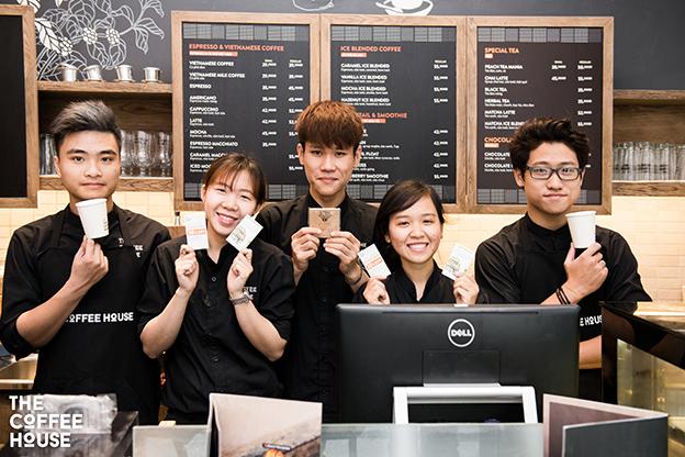 the-coffee-house5 Bí quyết kinh doanh quán cafe hiệu quả 90% khách sẽ quay lại Quản lý cafe    Manage.vn
